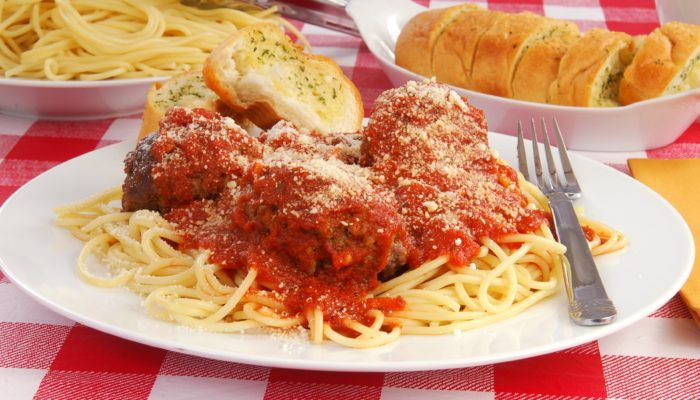 Spaghetti Dinner to be Held Friday, Jan. 19